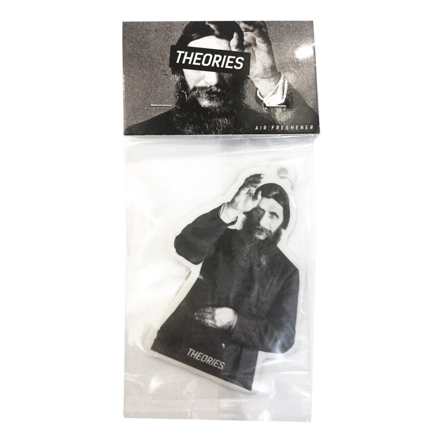 THEORIES RASPUTIN AIR FRESHENER - The Drive Skateshop