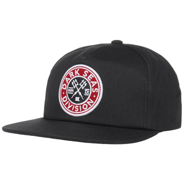 DARK SEAS JOURNEYMAN SNAPBACK BLACK