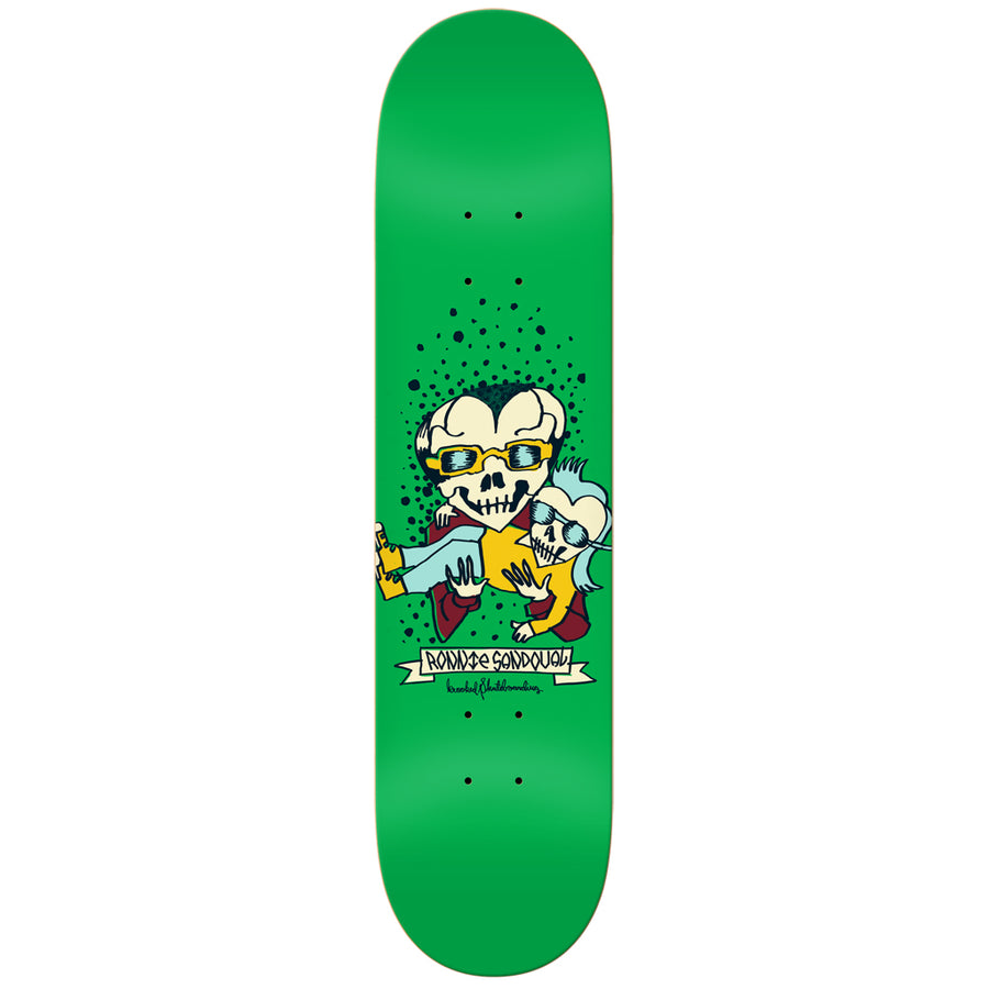 KROOKED SANDOVAL EL HERO (8.25