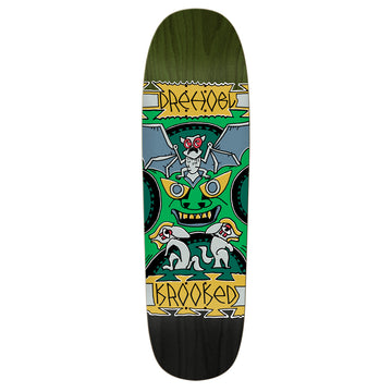KROOKED DREHOBL BAT (9.25