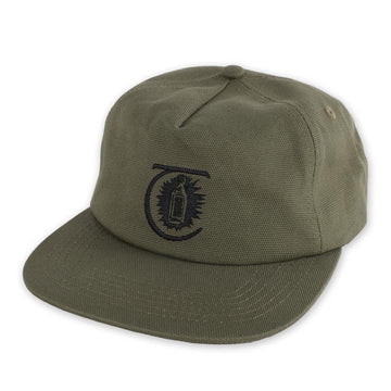 THEORIES LANTERN CANVAS STRAPBACK HAT MILITARY GREEN - Seo Optimizer Test