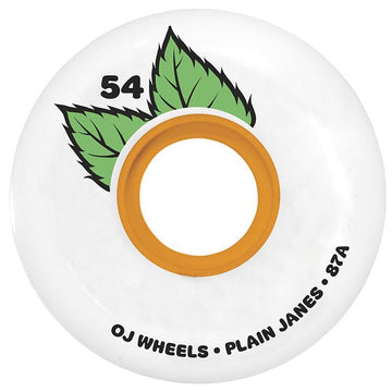 OJ WHEELS PLAIN JANE KEYFRAME 87A (52MM/54MM/56MM/58MM)