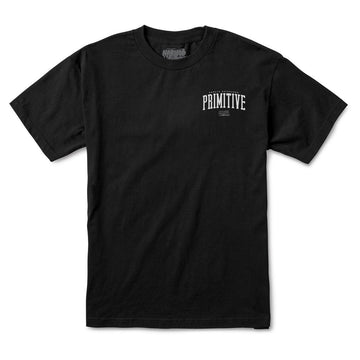 PRIMITIVE X NARUTO T-SHIRT VERSUS BLACK - The Drive Skateshop