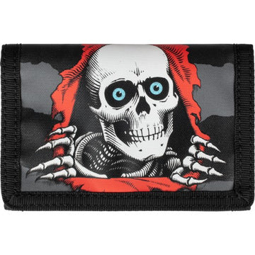 POWELL PERALTA WALLET - RIPPER TRIFOLD VELCRO
