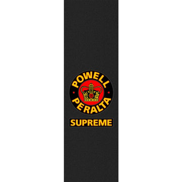 POWELL PERALTA GRIP SHEET - SUPREME - The Drive