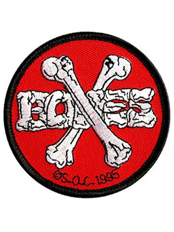 POWELL PERALTA PATCH - CROSS BONES
