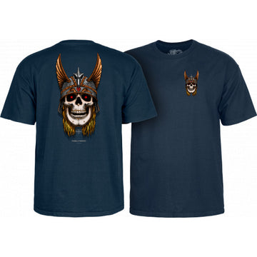 POWELL PERALTA S/S T-SHIRT NAVY - ANDERSON SKULL - Seo Optimizer Test