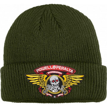 POWELL PERALTA BEANIE - WINGED RIPPER