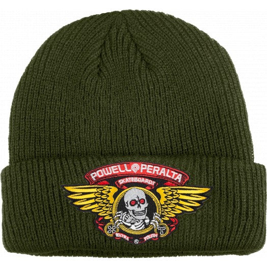 POWELL PERALTA BEANIE - WINGED RIPPER - Seo Optimizer Test