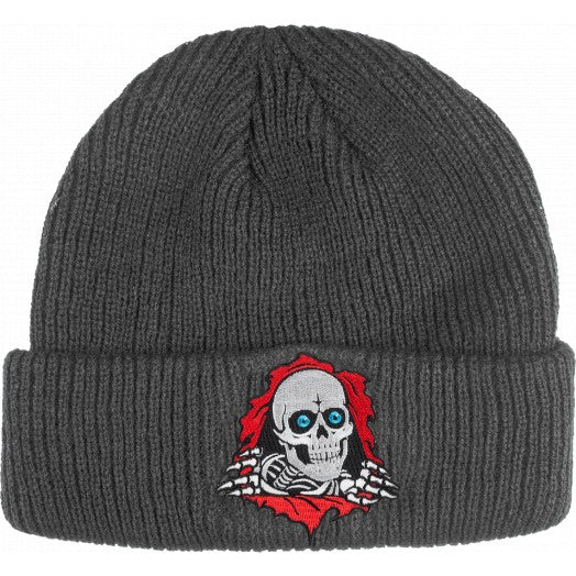 POWELL PERALTA BEANIE - RIPPER - The Drive Skateshop