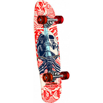 POWELL PERALTA COMPLETE - MINI SKULL & SWORD (8