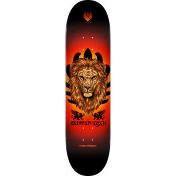 PERALTA FLIGHT- AGAH LION SHAPE 245 (8.75