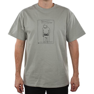 THEORIES PROBLEMATIC DISCONNECTION HEAVY DUTY TEE LAUREL GREEN - Seo Optimizer Test