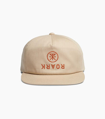 ROARK OVER UNDER HAT KHAKI