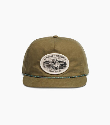 ROARK EXPEDITIONS OF THE OBSESSED HAT MILITARY