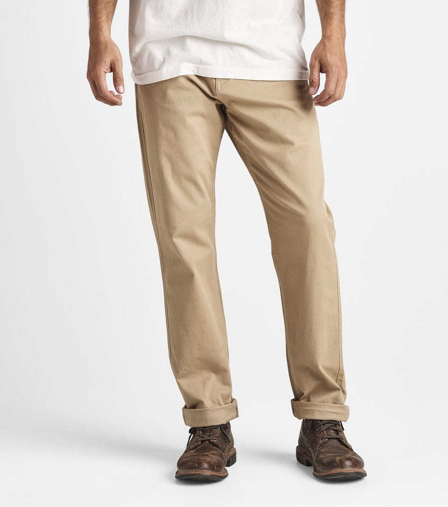 ROARK PORTER DARK KHAKI PANT - Seo Optimizer Test