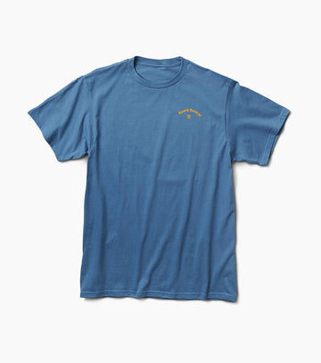 ROARK CASTLE IN THE SKY SLATE BLUE TEE - Seo Optimizer Test