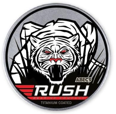 RUSH BEARINGS - ABEC 9 TIN - Seo Optimizer Test