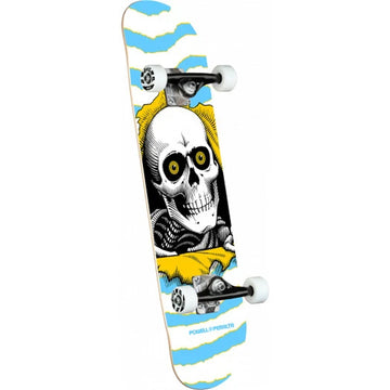 POWELL-PERALTA COMPLETE - RIPPER ONE OFF LIGHT BLUE MINI (7.5