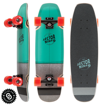 SECTOR 9 - SESSION BAT RAY TEAL 26.25