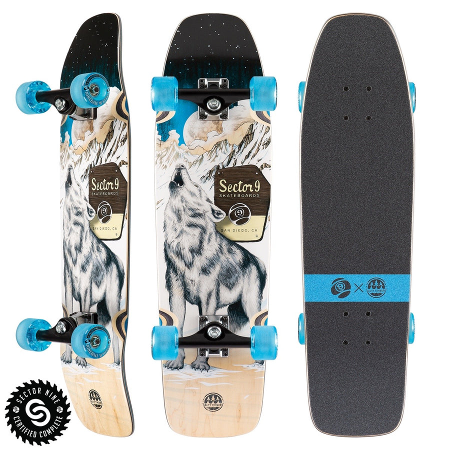 SECTOR 9 - HOWL NINETY FIVE 30.5