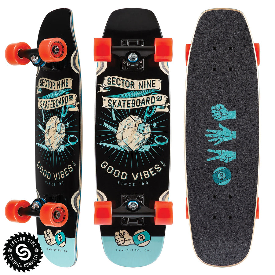 SECTOR 9 - ROSHAMBO BAT RAY 25.25