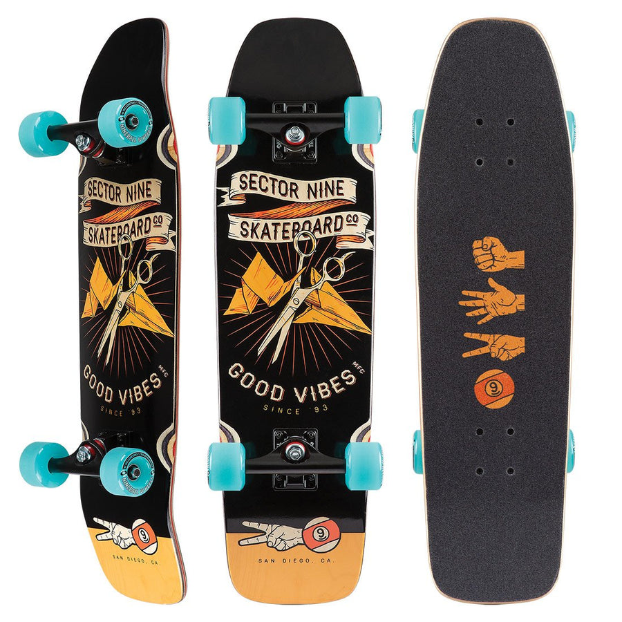 SECTOR 9 - ROSHAMBO NINETY FIVE 30.5