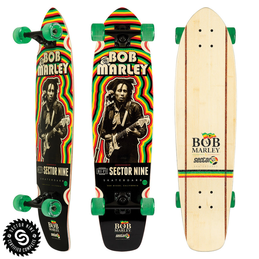 SECTOR 9 X BOB MARLEY - TRENCHTOWN ROCK 34