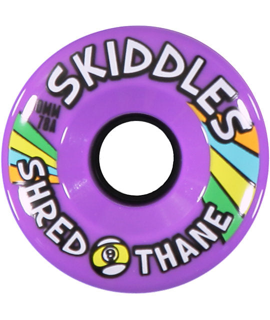 SECTOR 9 - SKIDDLES 70MM 78A PURPLE - The Drive Skateshop
