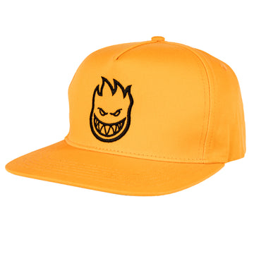 SPITIFIRE BIGHEAD SNAPBACK ORANGE/BLACK