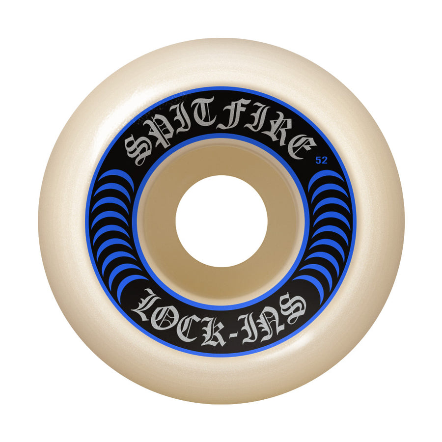 FORMULA FOUR LOCK-IN 99D 52MM - The Drive Skateshop