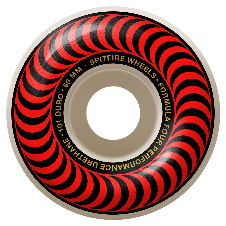FORMULA FOUR 101D CLASSICS RED/BRONZE 60MM - Seo Optimizer Test