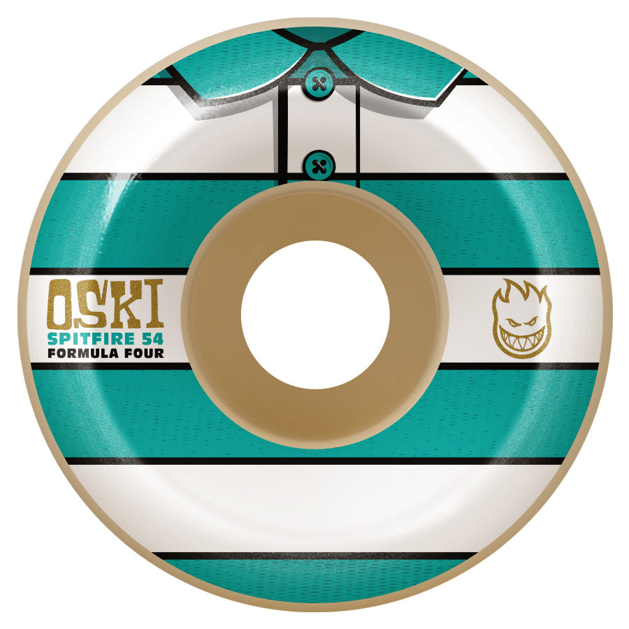 SPITIFIRE F4 99 OSKI STRIPES - The Drive