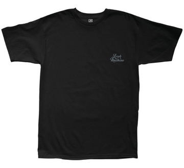 LOSER MACHINE LAST BREATH STOCK TEE BLACK - The Drive Skateshop