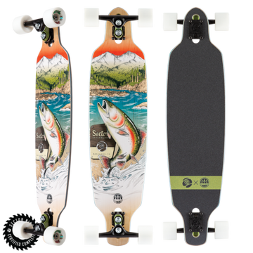 SECTOR 9 TACKLE FRACTAL COMPLETE 36