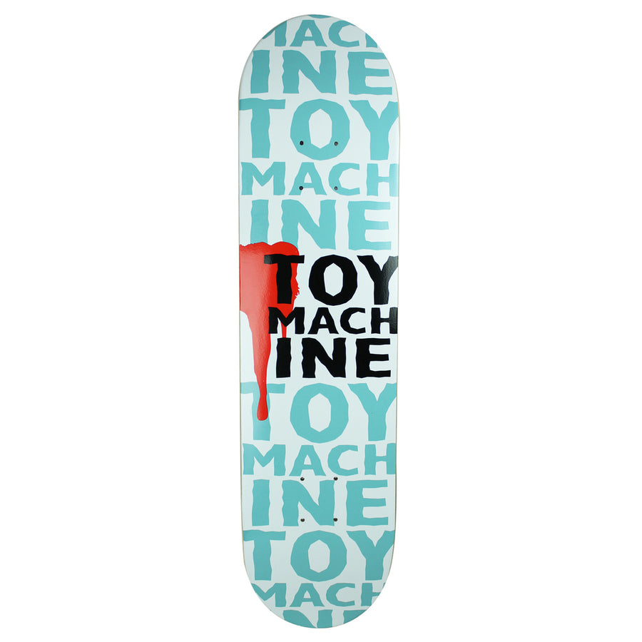 TOY MACHINE PRICE POINT DECK NEW BLOOD (7.625
