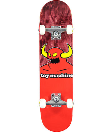 TOY MACHINE COMPLETE - MONSTER - MINI (7.375
