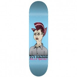 TOY MACHINE DECK - PROVOST HAIRDO (8.25)