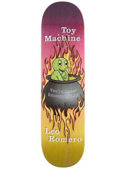 TOY MACHINE - VALENTINES ROMERO (8.25