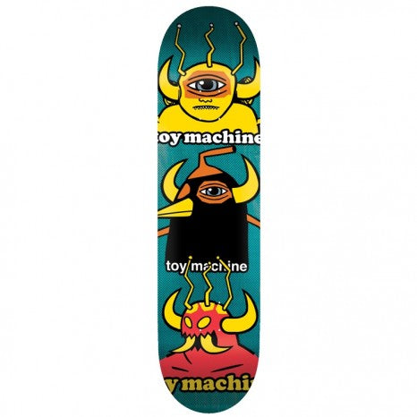 TOY MACHINE DECK - CHOPPED UP (9