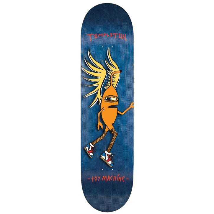 TOY MACHINE DECK - TEMPLETON FISHNETS (8