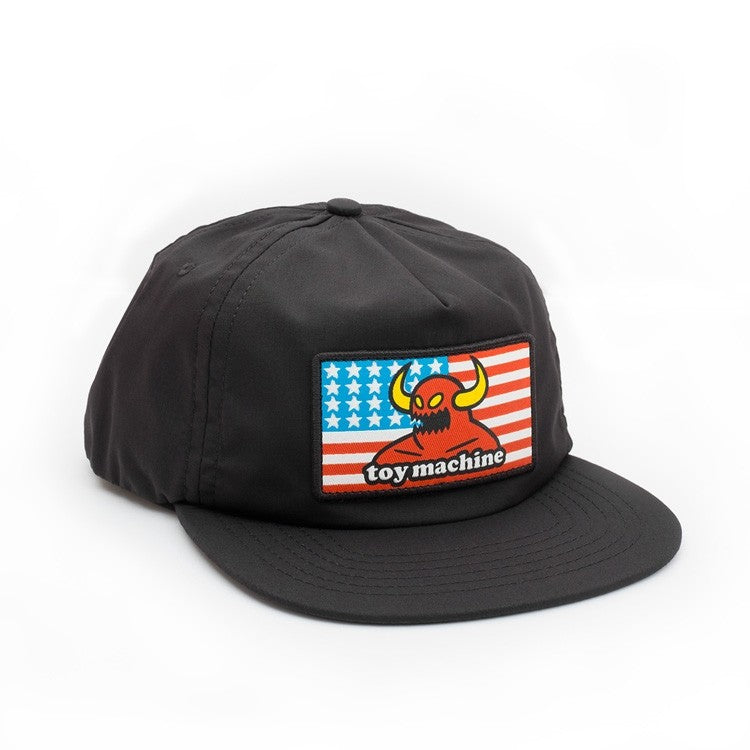 TOY MACHINE CAP - AMERICAN MONSTER UNSTRUCTURED - Seo Optimizer Test