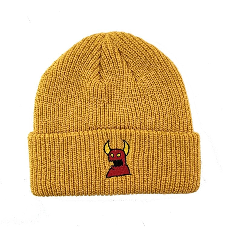 TOY MACHINE BEANIE - SKETCH MONSTER YELLOW - Seo Optimizer Test