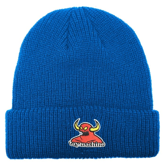 TOY MACHINE BEANIE - MONSTER BLUE - Seo Optimizer Test