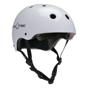 PRO-TEC HELMET - CLASSIC CERTIFIED GLOSS WHITE - Seo Optimizer Test