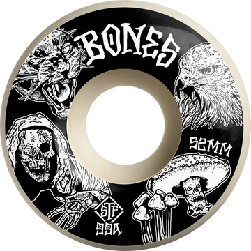 BONES STF WHEEL EASY STREETS - NIGHTWATCH 99A V1 STANDARD (52MM)