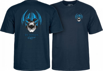 POWELL PERALTA WELINDER SKILL T-SHIRT NAVY - Seo Optimizer Test