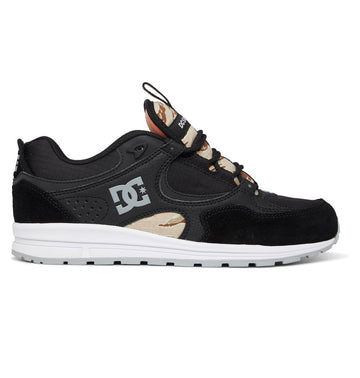 DC SHOES KALIS LITE BLACK/CAMO - The Drive Skateshop