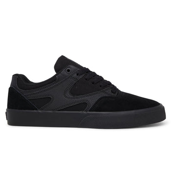 DC SHOES KALIS VULC BLACK/BLACK - The Drive Skateshop