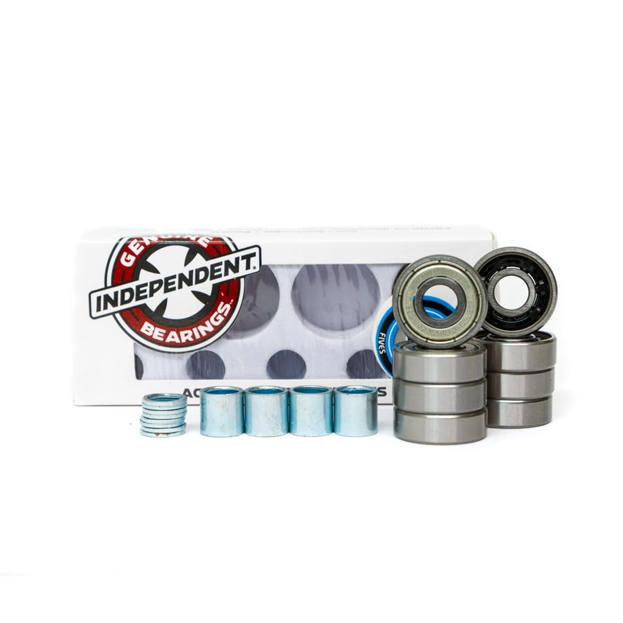 INDEPENDENT BEARINGS ABEC 5 - The Drive Skateshop